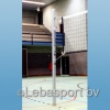 volleybal paal
